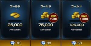 ゴールド購入