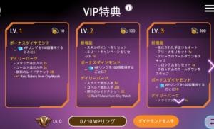 VIPランク
